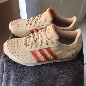Adidas suede